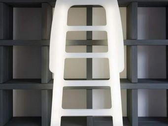 Slide - porte-serviette lumineux slide mr giò 207 c - Towel Rack