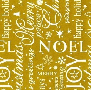 BEAUMONT GROUPE - noel - Gift Wrapping Paper