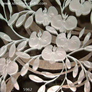 Sterling Studios Decorative glass panel