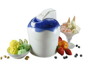 Roller Grill Ice-cream maker