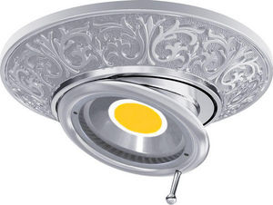 Adjustable recessed light