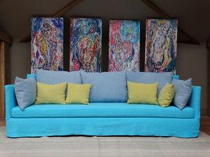 By Blasco Removable sofa