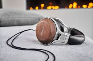 Denon France A pair of headphones