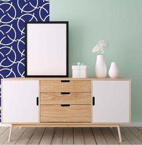 Quadro Repositionable wallpaper