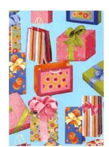 Woerner + Cie Gift wrapping paper