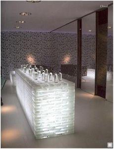 Er2m Lighted Bar counter