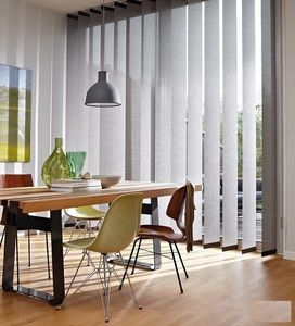 Art And Blind Blind with vertical stripes