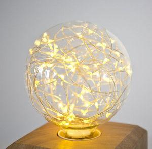 LED bulb-NEXEL EDITION--Fantaisie Globe blanc chaud