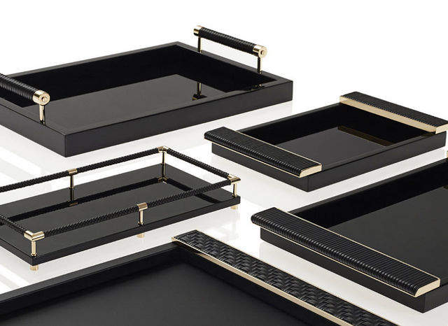 Serving tray-RIVIERE