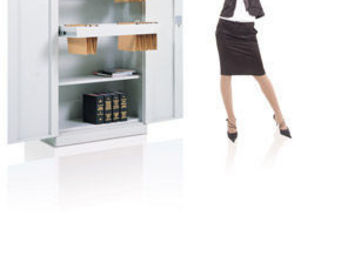 EVP - armoire porte battante - Office Cabinet