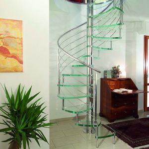 L'ECHELLE EUROPEENNE - rosace - Spiral Staircase