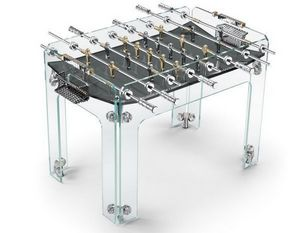 Teckell - cristallino gold limited edition - Football Table