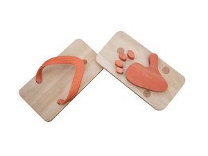 KUKKIA - k003-or-ashiato - Sandals