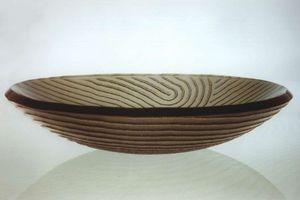 Florent Boissonnet-Glasswork -  - Round Dish
