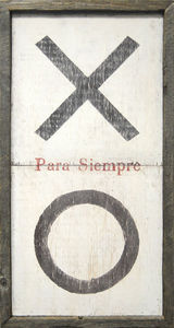Sugarboo Designs - art print - xo para siempre - Decorative Painting