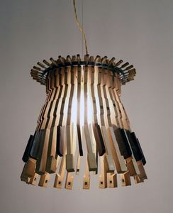 ICI ET LA - piano s - Hanging Lamp