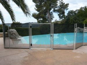 COMPAGNIE SPORTS ET LOISIRS -  - Pool Fence