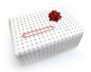 WORLDLESS DESIGN -  - Customised Gift Paper