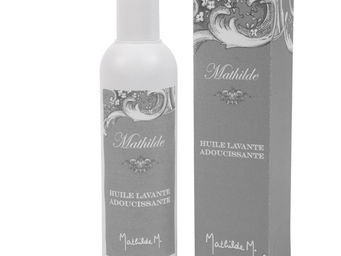 Mathilde M - huile lavante mathilde - Bath Oil
