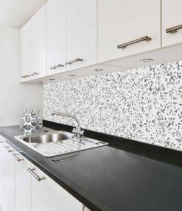 DEMOUR & DEMOUR Mosaïques - blends mezclas - Mosaic Tile Wall