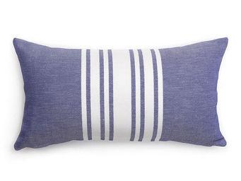 Jean Vier - saint jean de luz littoral - Cushion Cover