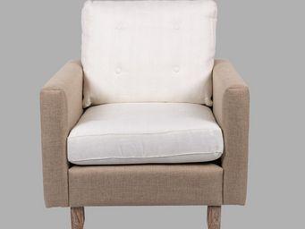 BLANC D'IVOIRE - bart - Armchair