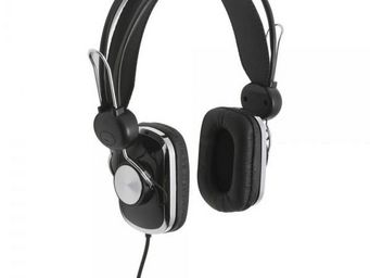 La Chaise Longue - casque bobby noir - A Pair Of Headphones