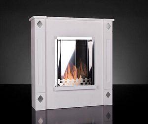 ALFRA FRANCE - zurich - Flueless Burner Fireplace