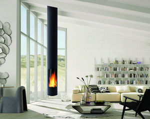 Focus - slimfocus - Central Fireplace