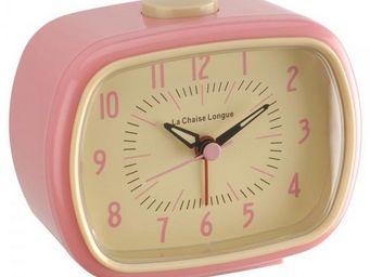 La Chaise Longue - réveil flamenco rose - Alarm Clock