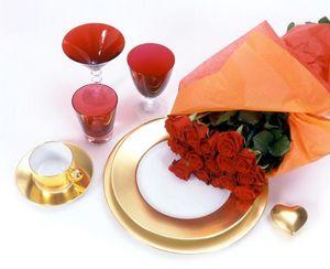 Legle - pharaon - Dinner Plate