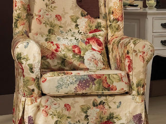Interior's - claridge - Armchair With Headrest
