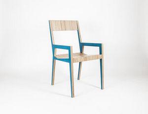 MALHERBE EDITION - chaise mickael - Armchair