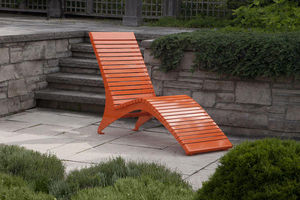 Maglin Site Furniture - mcl720 - Sun Lounger