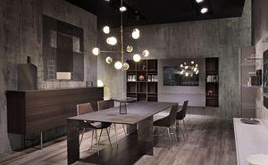 Acerbis -  - Rectangular Dining Table