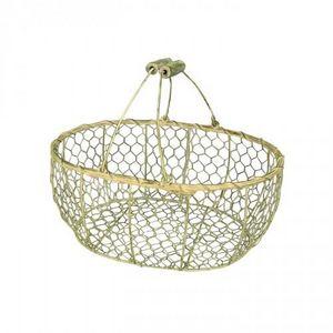 Demeure et Jardin - panier à huitres moyen modèle - Basket