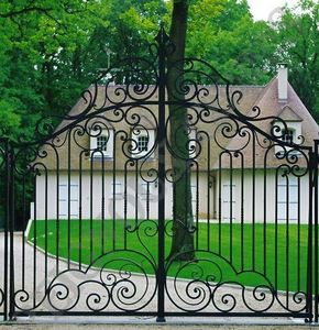 Reignoux Creations - chantilly - Entrance Gate