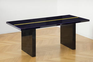 ANTOINE DE MESTIER - azur - Table