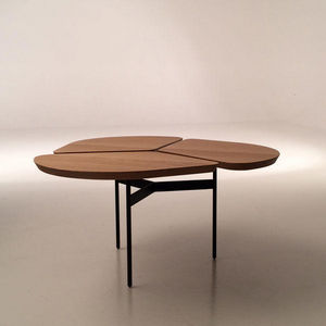 Airborne - miss trèfle - Round Coffee Table