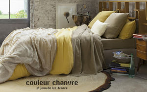 Couleur Chanvre - chanvre pur... - Bed Sheet