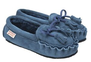 BABBI - winnetou jeans-femme - Slippers