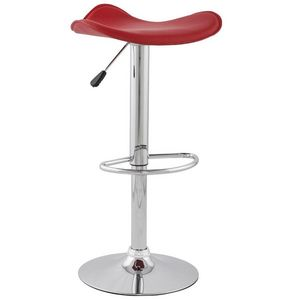 KOKOON DESIGN - tabouret de bar trio rouge - Bar Stool