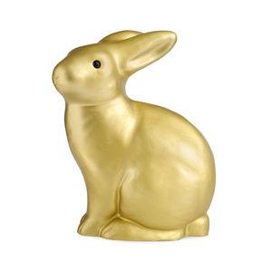 Egmont Toys - lapin - lampe à poser / veilleuse lapin doré h25cm - Children's Table Lamp