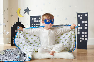 ADEN + ANAIS -  - Children's Blanket