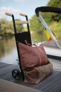TradeWinds - j.ack - Luggage Trolley