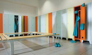 EVP - vestiaire industrie vintage - Cloakroom