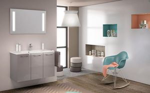 Delpha - graphic go93c - Bathroom Furniture