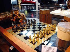ECHIQUIER FUMEX - l'impérial - Chess Game