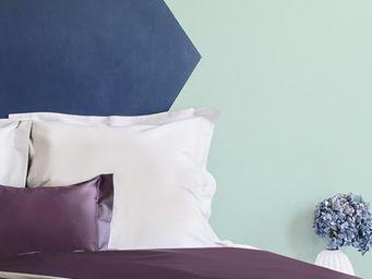 BAILET - taie d'oreiller - les essentiels - 50x70 cm - tau - Pillowcase