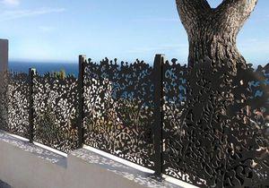 AMBELLYA -  - Fence With An Openwork Design